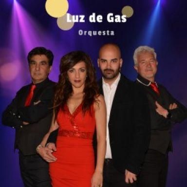 grupo orquesta luz de gas