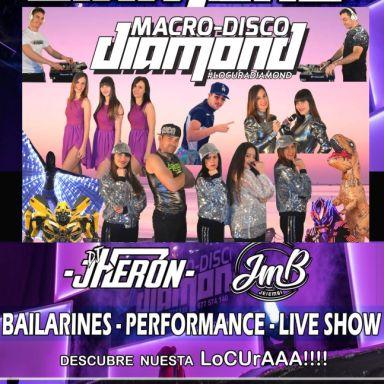 macro discoteca diamond