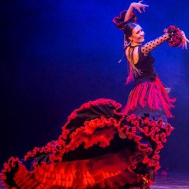 sandra domingo dance theater flamenco show