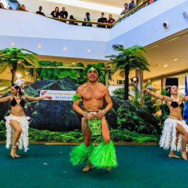 aloha polynesian show