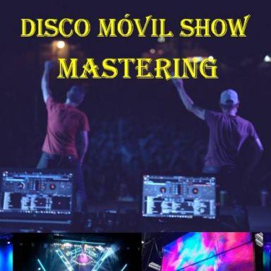 disco movil show mastering