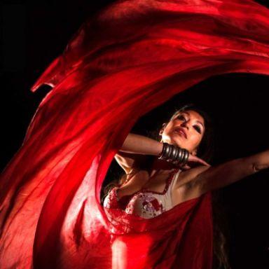 federica danza oriental