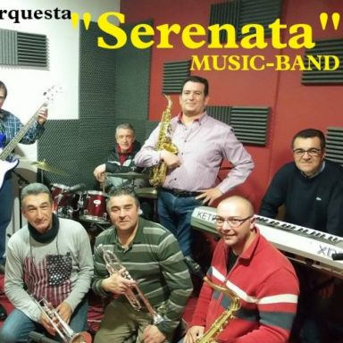 serenata music band