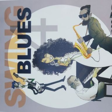 quartet jazz swing blues banyoles