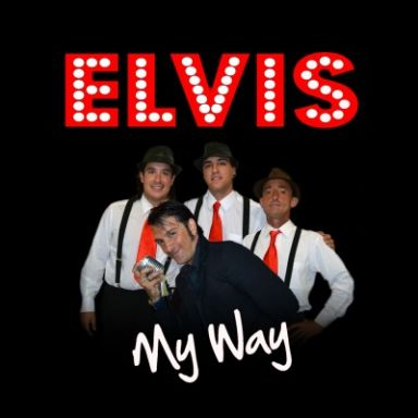 elvis my way