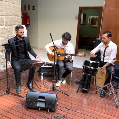 grupo flamenco inigo ruiz cantaor